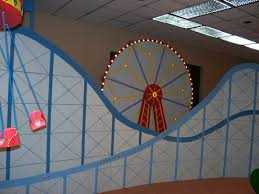 roller coaster for auditorium so cool bgbkids and vbs