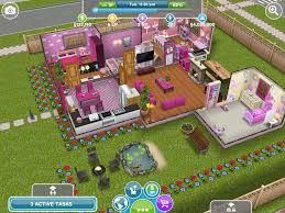 House Design Games Online Free Play Sims Freeplay House Plans House And Home Design