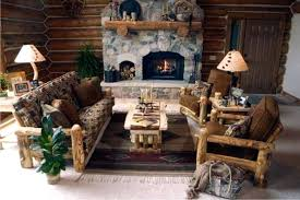 western style living room furniture lodge style living room furniture rustic living room design log