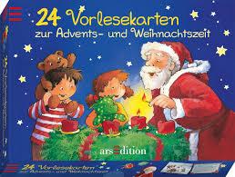 24 Kaufen 24 Vorlesekarten Zur Advents Und Weihnachtszeit U201c Sandra Grimm