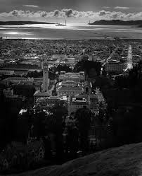 uc berkeley seen from the hills 50 years ago photograph by