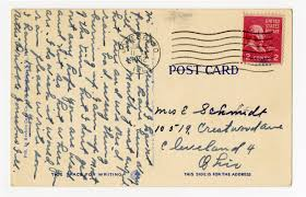 gorgeous vintage postcards of flavorwire