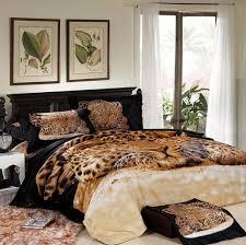 3d Bedroom Sets by Leopard 3d Bedding Set 3d Bedding Sets With Leopard Print