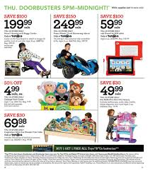 100 toys r us thanksgiving ad black friday ad for 2017