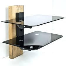 dvd storage modern dvd storage solutions ideas wall shelf mount stereo tier