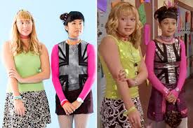 travel back to middle with this lizzie mcguire halloween