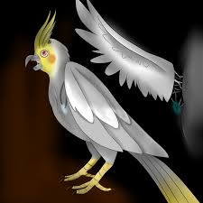 cartoon cockatiel catie the cockatiel fnaf by lightershading on deviantart