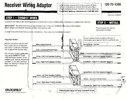 scosche loc2sl wiring diagram u2013 car speakers audio system