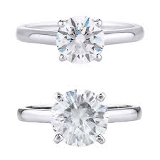 2 carat engagement ring price should i buy a 1 carat engagement ring or 2 carats the