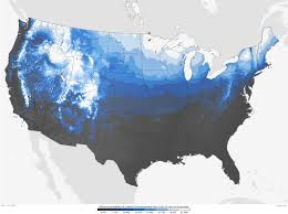 Show Me A Map Of West Virginia by Are You Dreaming Of A White Christmas Noaa Climate Gov