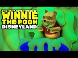 adventures winnie pooh ride disneyland