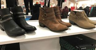 womens boots on sale jcpenney jcpenney com buy one pair of s boots and get two free pairs