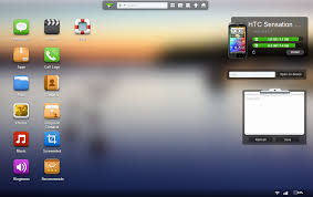 airdroid lets you manage your android device in a browser without