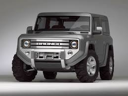 ford troller next endeavour based ford bronco coming in 2019