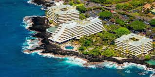 Hawaii Big Island Map Hawaii Hotels Royal Kona Resort On Kailua Bay Hawaii Big Island