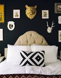Black And Gold Bedroom Decorating Ideas Home Ideas Black Gold Decor Fall Trend Interior Design