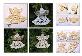 ornaments free crochet pattern