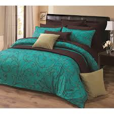 Teal Blue And Lime Green Bedspreads Nursery Beddings Brown And Teal Bedding Brown And Aqua Blue