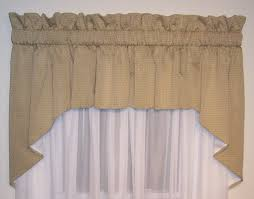 Beige Linen Curtains Window Toppers Drapery Bedding And Pillows Thecurtainshop Com