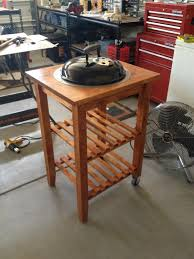 how to build a weber grill table scott newman on twitter make i made a sweet mini grill table from