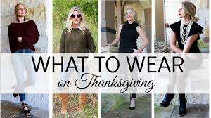 what to wear on thanksgiving four ideas busbeestyle