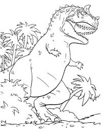 kidscolouringpages orgprint u0026 download baby t rex coloring pages
