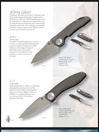 Knife Designs by Just Got The 2016 Kizer Catalog Wow Link Included Bladeforums Com