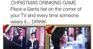 Drinking Game Meme - christmas drinking game meme collection