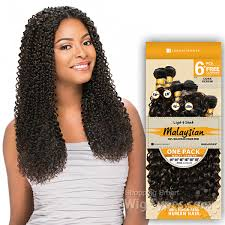 corkscrew hair sensationnel 100 malaysian remi bundle hair bare
