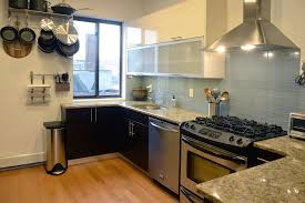 Kitchen Cabinets In Brooklyn by Modern Kitchen With European Cabinets U0026 U Shaped In Brooklyn Ny