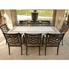 Travertine Patio Table 66 Best Outdoor Furniture Inspirations Images On Pinterest