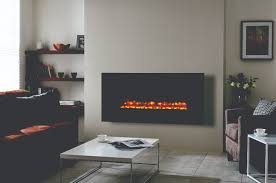 gazco wall mounted radiance electric fire thornwood fireplaces