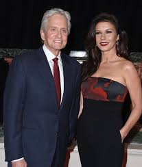 catherine zeta michael douglas revelation about his first date with catherine zeta