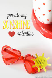 you are my sunshine valentine