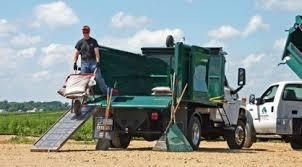 Landscape Truck Beds For Sale Light Dump Bodies Crysteel Manufacturing Inc