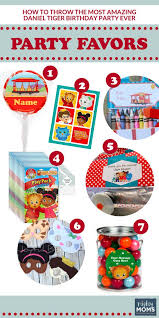 party supply best 25 daniel tiger party ideas on daniel tiger
