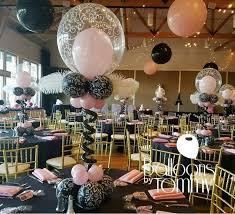 Elegant Balloon Centerpieces by 23 Best Balloon Centerpieces Images On Pinterest Balloon