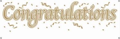 congratulation banner congratulations blank sign banner partycheap
