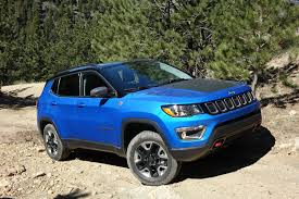 jeep renegade trailhawk blue 2017 jeep compass trailhawk off road review
