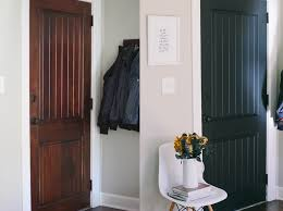 always rooney painted front door before u0026 after