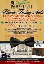 Furniture Sale Thanksgiving Indian River Furniture S Black Friday Great Giveaway Hit With