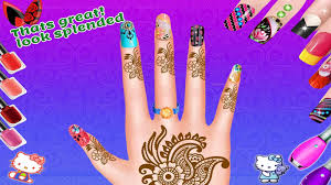 nail salon nail colouring u2013 nail manicure salon android apps