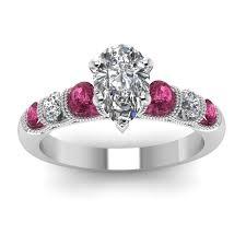 gã nstige verlobungsringe 96 besten wedding rings bilder auf weiße