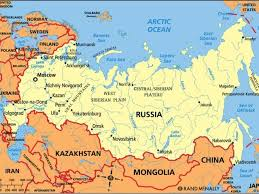 russia map border countries do you actually which countries border each other playbuzz