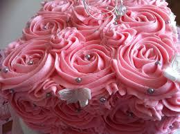 victory rolls u0026 mixing bowls rose swirl buttercream birthday cake