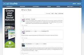 Design Your Own Log Home Software Socialengine Social Network Software Community Software