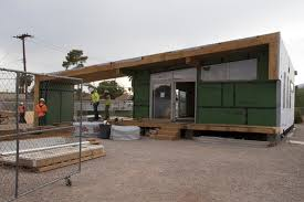 unlv students build sustainable house from scratch for biannual