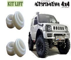 kit lift suspensão suzuki jimny 1 3 para 1 polegada r 379 04 em