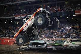 monster truck jam san diego petco park is getting ready for monster jam gaslamp ball
