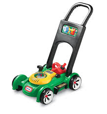 amazon com little tikes gas u0027n go mower toys u0026 games